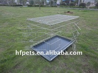 selling silver dog cage, folding dog cage,metal dog cage