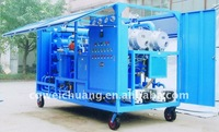 ZJA series of two-stage Vacuum Oil Purifier