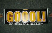 handheld roll banner