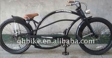 "24""men and lady fation chopper beach cruiser bike,bicycle,suspendisse,basikal,sykkel,cykel,sepeda,bicicletta,kerekpar"