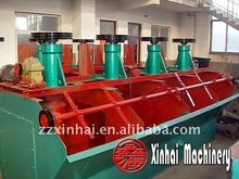 Anti Stoppage Flotation Separator Used In Copper Ore Concentration