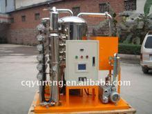 ZJC-M Oil Filtration Restoration, Regeneration,Filtering Plant