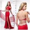 Sexy Halter Backless Evening Dress Designer 2011 WH00144