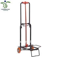 metal fashional foldable luggage cart(YD-A4-A2)