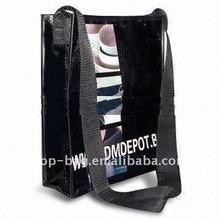promotional pp woven shoulder bag with adjustable