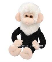 Cute plush monkey