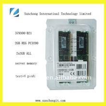 tested 379300-B21 2gb ddr sdram laptop ram memory