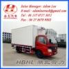 FOTON 4*2 Refrigerator van/box Truck,refrigerated truck
