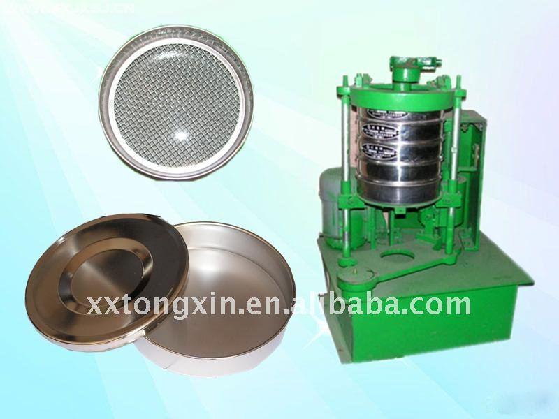 Asphalt Standard Testing Vibration Screening Equipment