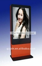 42 inch Newly developed ultra-thin floor standing digital signage media player