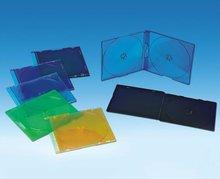 5.2MM PS/PP SLIM CD CASE SINGLE/DOUBLE(YD-022)