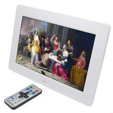 10 inch digital photo frame christmas gift