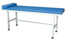 Stainless Steel Examination Table With Pillow