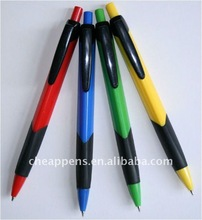 plastic promotional triangle ball pen