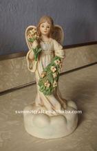 polyresin fairy angel figurine