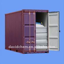 DAVID flexitank / bulk liquid container bag for biodiesel/ glycerin/ vegetal oil/ base oil