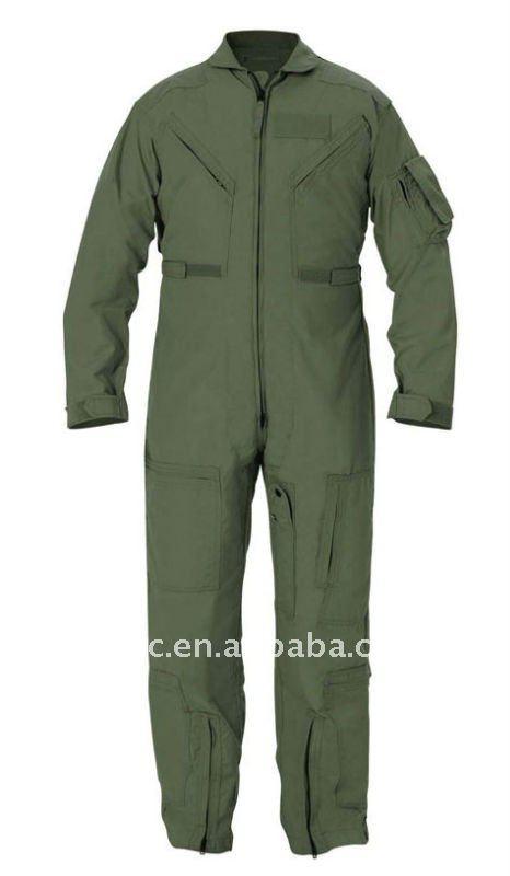 trajes de piloto