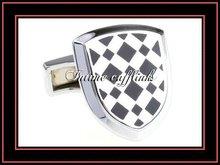 fashion epoxy cufflink jewelry