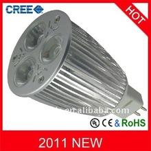 3W/9W High Quality led halogen spotlight (hot sale)