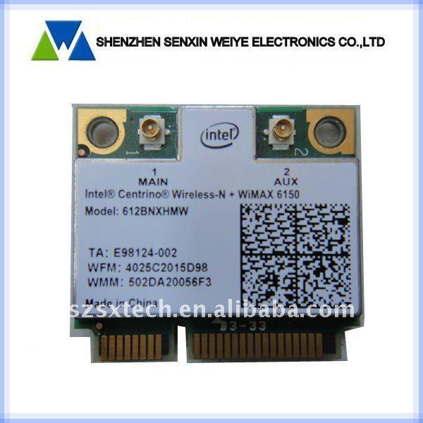 Intel Centrino Wireless-N +WiMAX 6150 model:612BNXHMW