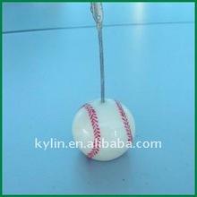baseball & ball shape paper clip/memo clip