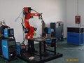 Robô de combinar com solda mig equipment(mma/tig/spot- tig/pulsada- tig/mig/pulsada- mig/double pulsado- mig/de arco de carbono
