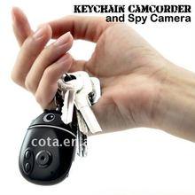 4GB 640*480 Mini Digital Camera Cow Shape Keychain CT1201