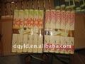 Digital impreso estera de bambú para productos promocionales