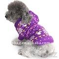 de alta calidad para hacer punto perro suéter patrón que hace punto para el perro suéter de mascotas perros ropa sexy