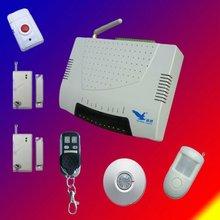 burglary alarm system wireless GSM security