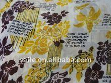 20*26 polyester compound silk chiffon fabric