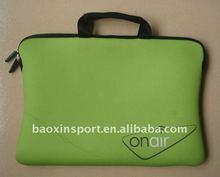 "15.4"" OPT neoprene laptop bag with handle"