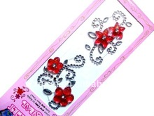 Colorful Decoration Cystal Phone Sticker