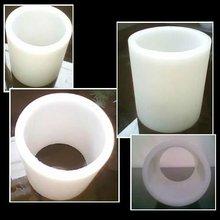 UHMW PE pipe for flour&wheat, grain transportb -Food grade