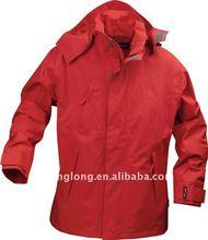 Mens fashion design waterproof padding winter jackets