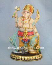 Polyresin Indian God