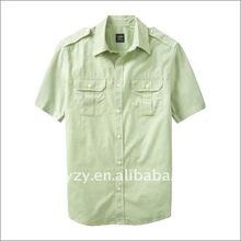 promoción de la camisa del uniforme