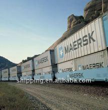 China Railway Container Shipping to Uzbekistan---Rita