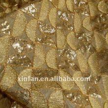 fashion net embrodiery fabric for dress