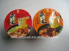 korean instant noodle with good quality