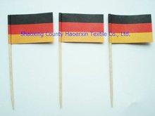 Germany toothpick flag