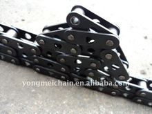 double pitch conveyor chain attachment