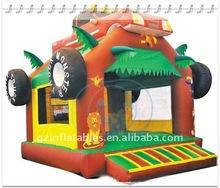 Qi Ling 2012 hot sale inflatable jump car
