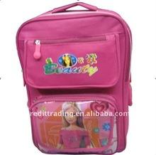 17' 2011 new stylish school bag for girls