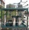 hydraulic lube oil regeneration system