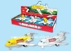 new design die cast model metal flying toy plane