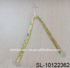 PVC V Strap Slipper upper for lady/PVC Strap upper