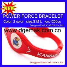 huaman wholesale school hand ring of KANSAS JAYHAWKS