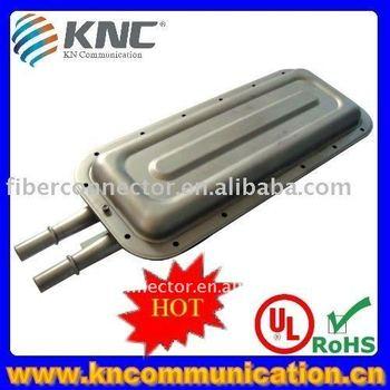 OPGW ADSS Cable metal fiber optic splice closure