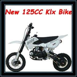 125CC Motorcycle (MC-663)
